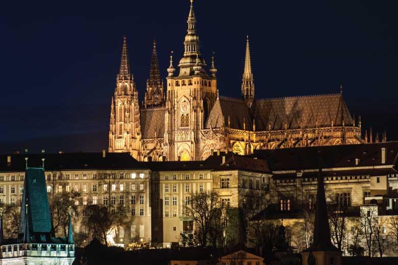 Cómo viajar a Praga desde México