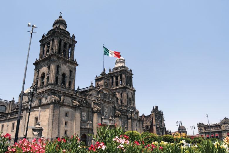 Mejores hoteles en la Ciudad de México