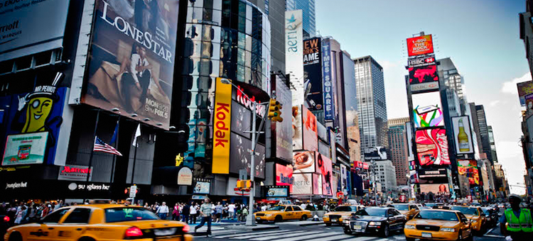 Alquiler de autos antiguos en Nueva York