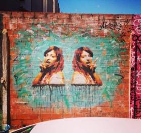 Wallspot - AKORE - Barberà del Vallès - Maria Reverter / Nemesi Valls - Graffity - Legal Walls - Stencil, Others