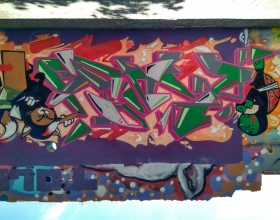 Wallspot - guidogee - Barcelona - Agricultura - Graffity - Legal Walls -