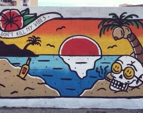 Wallspot - art3sano - Poble Nou - art3sano - Barcelona - Poble Nou - Graffity - Legal Walls - Illustration, Others
