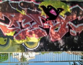 Wallspot - guidogee -  - Barcelona - Mas Guinardó - Graffity - Legal Walls -