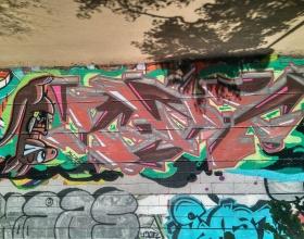 Wallspot - guidogee -  - Barcelona - Drassanes - Graffity - Legal Walls -