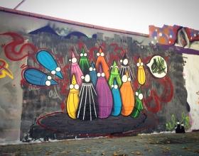 Wallspot - ONA - Barcelona - Agricultura - Graffity - Legal Walls -