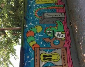 Wallspot - ignorance - Barcelona - Agricultura - Graffity - Legal Walls -