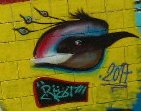 Wallspot - RobertPaint -  - Barcelona - Drassanes - Graffity - Legal Walls -