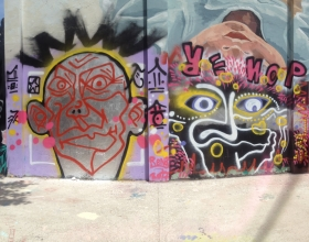 Wallspot - RenoponeR -  - Barcelona - Agricultura - Graffity - Legal Walls -
