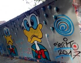 Wallspot - PIERRITO - Agricultura - PIERRITO - Barcelona - Agricultura - Graffity - Legal Walls - Illustration