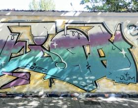 Wallspot - Figa - Agricultura - Figa - Barcelona - Agricultura - Graffity - Legal Walls - Letters
