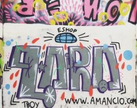 Wallspot - Tboy -  - Barcelona - Agricultura - Graffity - Legal Walls -