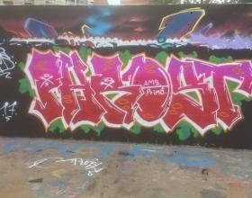 Wallspot - Phrosty - Barcelona - Tres Xemeneies - Graffity - Legal Walls -