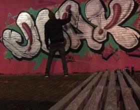 Wallspot - Joax - Rotterdam - Croos - Graffity - Legal Walls -