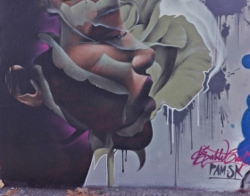 Wallspot - Bublegum - Barcelona - Agricultura - Graffity - Legal Walls -