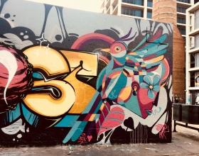 Wallspot - Jotapê Pax -  - Barcelona - Tres Xemeneies - Graffity - Legal Walls -
