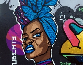 Wallspot - KLER -  - Barcelona - Tres Xemeneies - Graffity - Legal Walls -