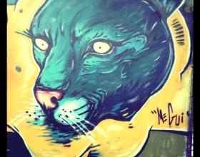 Wallspot - MEGUI - Barcelona - Forum beach - Graffity - Legal Walls -