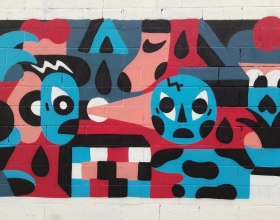 Wallspot - Osier - Barcelona - Poble Nou - Graffity - Legal Walls -