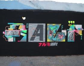 Wallspot -senyorerre3 - Art Ralp - Barcelona - Agricultura - Graffity - Legal Walls - Letters, Illustration