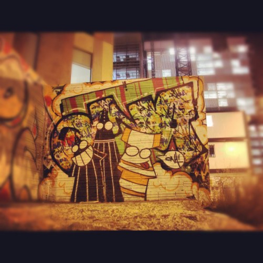 Wallspot - ONA -  - Barcelona - Glòries Wall - Graffity - Legal Walls - Letters, Illustration, Others
