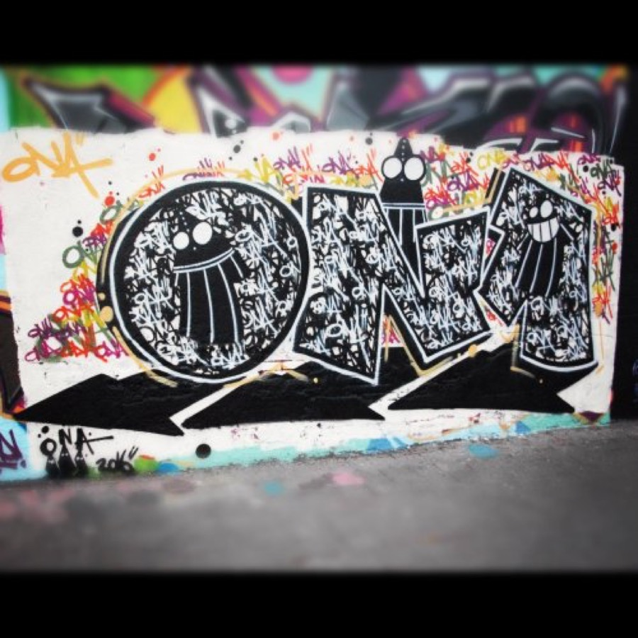 Wallspot - ONA -  - Barcelona - Selva de Mar - Graffity - Legal Walls - Letters, Illustration, Others