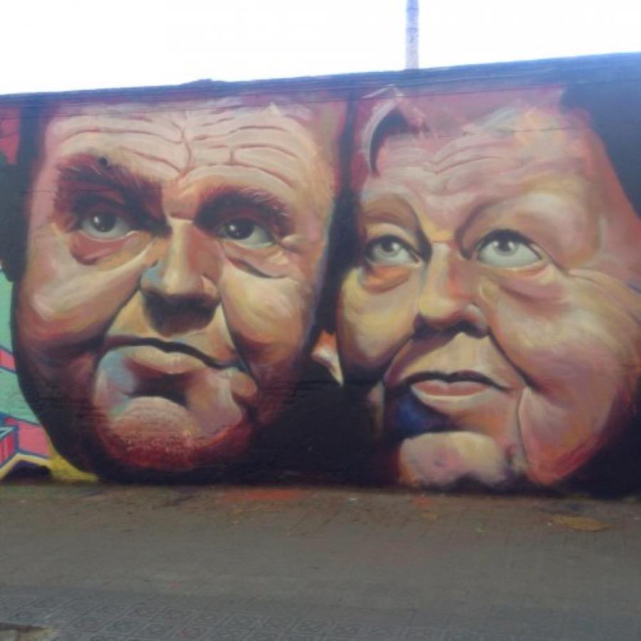 Wallspot - elmanu -  - Barcelona - Selva de Mar - Graffity - Legal Walls - Illustration