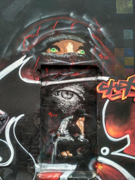 Wallspot - evalop - Fau - Barcelona - Agricultura - Graffity - Legal Walls - Illustration - Artist - FAU