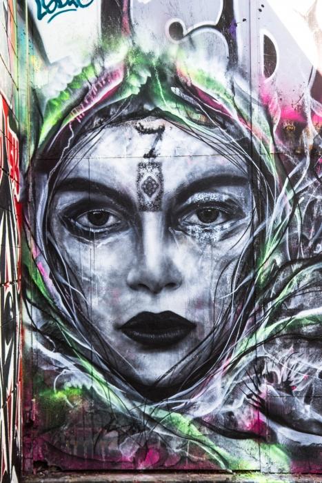 Wallspot - JOAN PIÑOL - JOAN PIÑOL - Project 21/04/2017 - Barcelona - Drassanes - Graffity - Legal Walls - Illustration - Artist - L7m