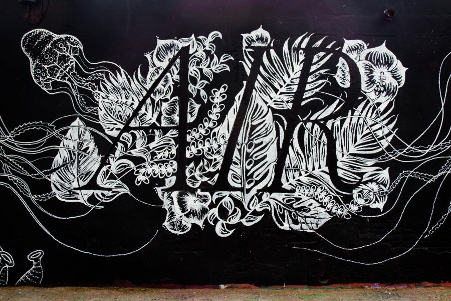 Wallspot - JOAN PIÑOL - JOAN PIÑOL - Project 21/04/2017 - Barcelona - Selva de Mar - Graffity - Legal Walls - Illustration - Artist - Paula Jansen
