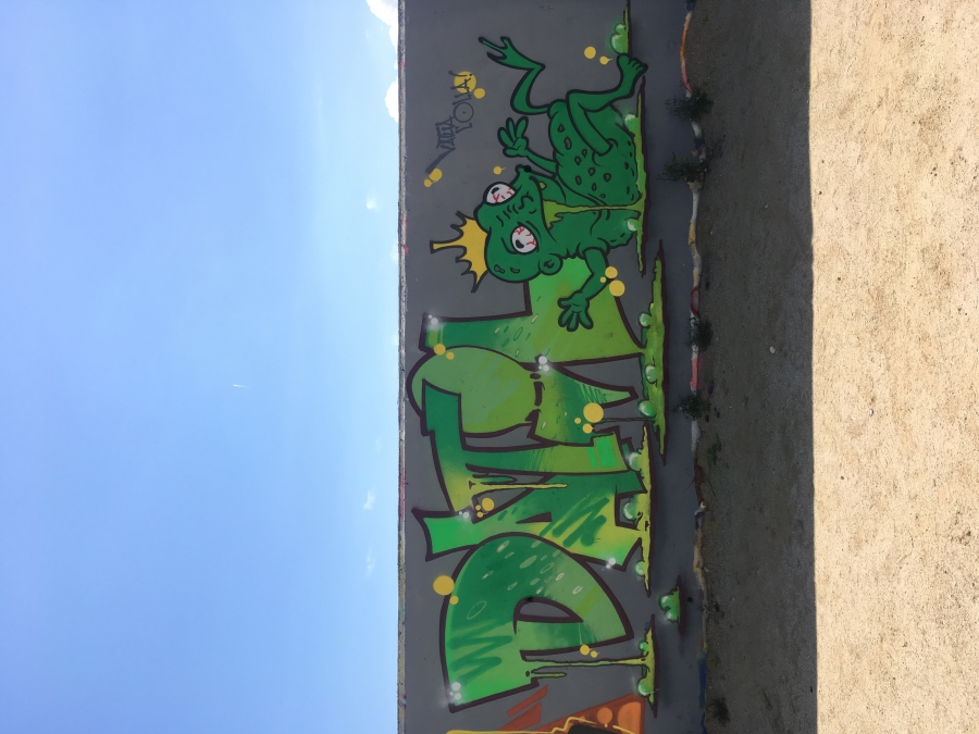 Wallspot - 2000nce -  - Barcelona - Forum beach - Graffity - Legal Walls -