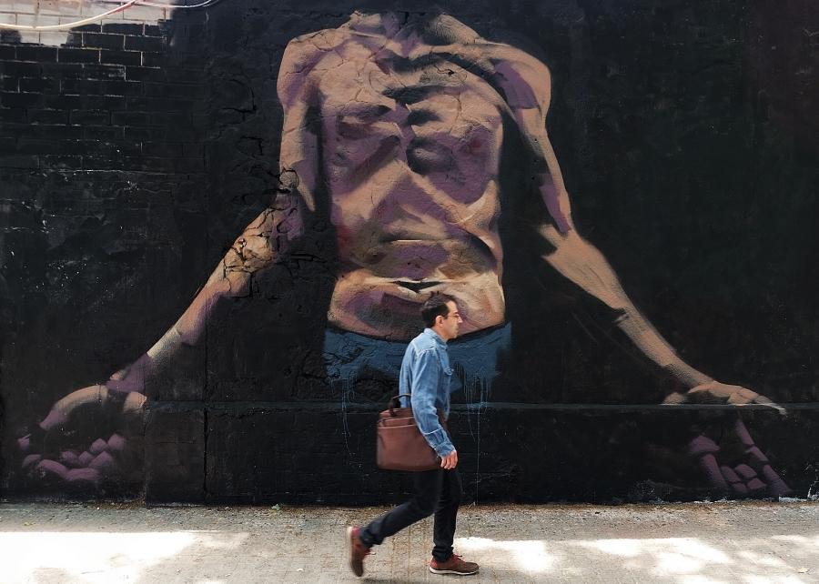 Wallspot - Fer Alcalá - Emmanuel 'Manu' - Barcelona - Selva de Mar - Graffity - Legal Walls - Others - Artist - elmanu