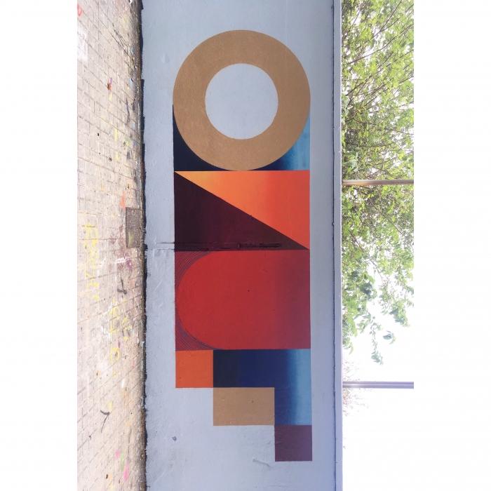 Wallspot - 2000nce -  - Barcelona - Agricultura - Graffity - Legal Walls -