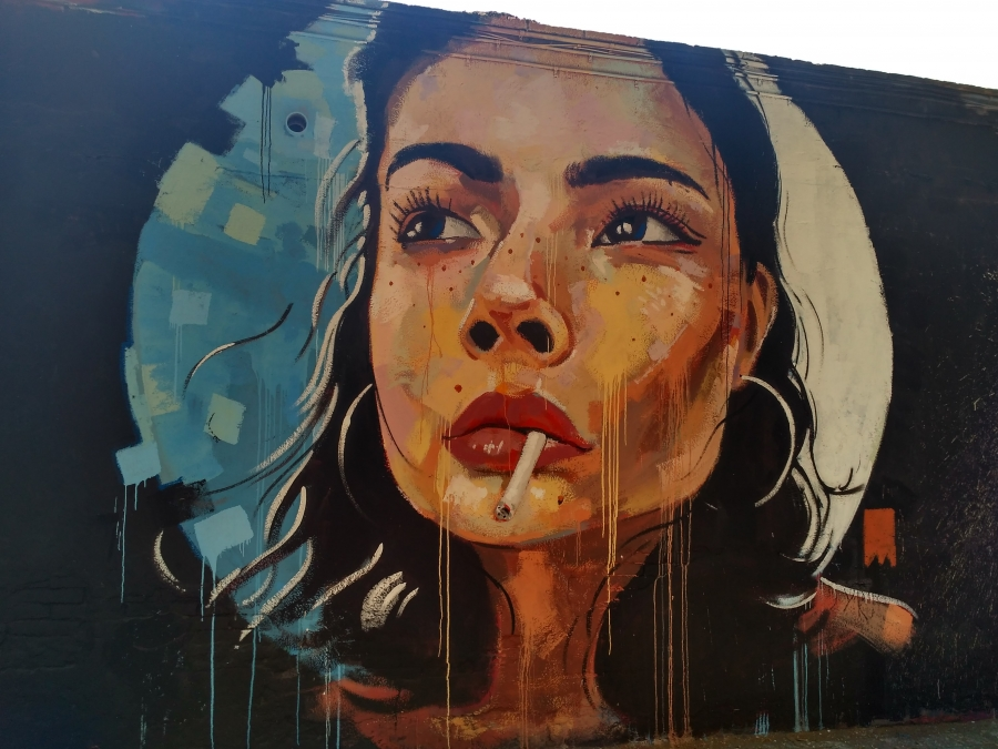 Wallspot - evalop - evalop - Proyecto 28/06/2017 - Barcelona - Selva de Mar - Graffity - Legal Walls - Illustration - Artist - manumanu