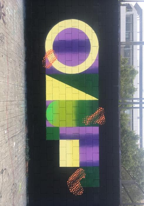Wallspot - 2000nce -  - Barcelona - Drassanes - Graffity - Legal Walls -