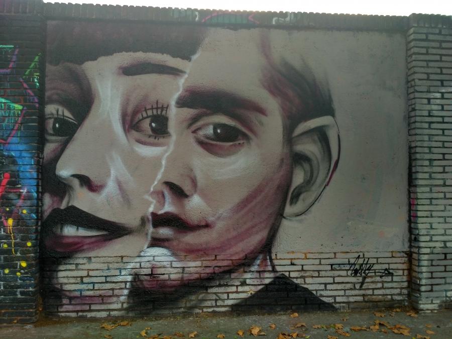 Wallspot - evalop - evalop - Projecte 07/09/2017 - Barcelona - Selva de Mar - Graffity - Legal Walls - Illustration - Artist - elmanu
