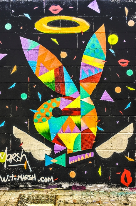 Wallspot - TimMarsh -  - Barcelona - Poble Nou - Graffity - Legal Walls -