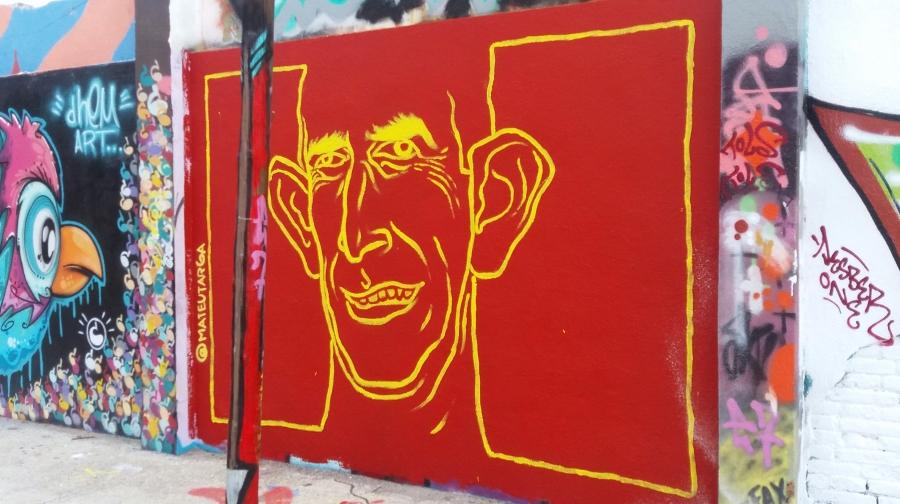 Wallspot - Juanro - Juanro - Project 11/10/2017 - Barcelona - Agricultura - Graffity - Legal Walls - Letters, Illustration