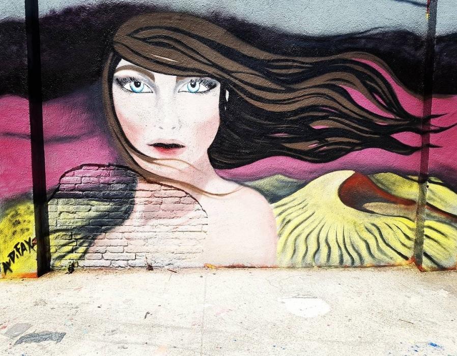 Wallspot - senyorerre3 - Art Audifax - Barcelona - Agricultura - Graffity - Legal Walls - Illustration - Artist - Audifax