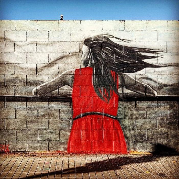 Wallspot - senyorerre3 - Art Audifax - Barcelona - Poble Nou - Graffity - Legal Walls - Illustration - Artist - Audifax