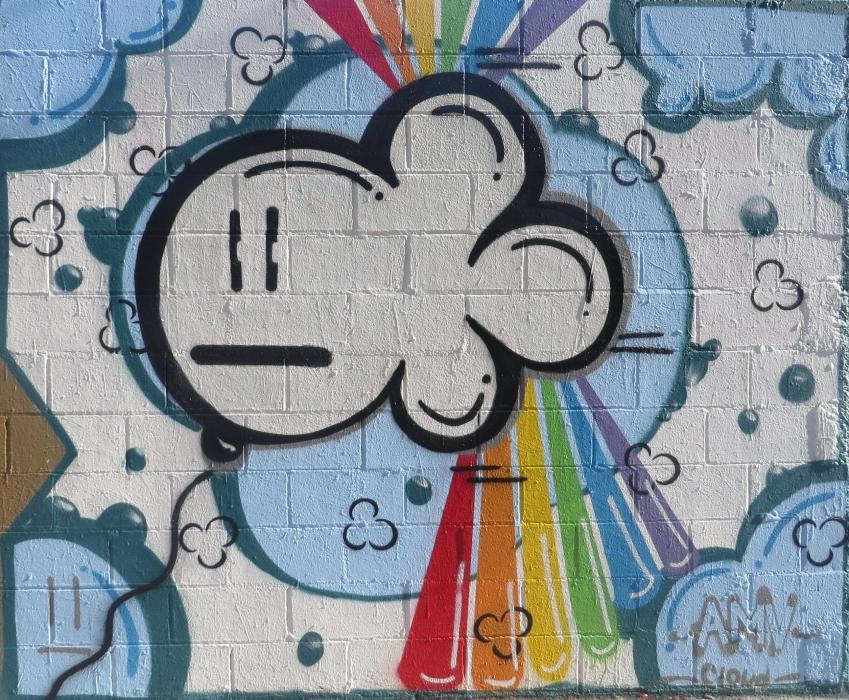 Wallspot - amvirzi - Poble Nou - amvirzi - Barcelona - Poble Nou - Graffity - Legal Walls -