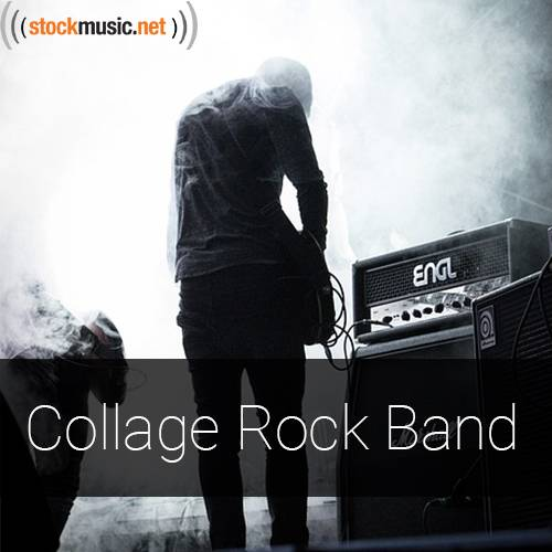 Collage Rock Band