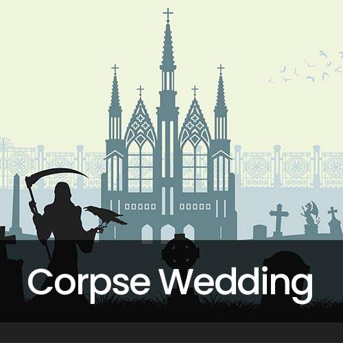 Nightmare Before The Corpse Wedding