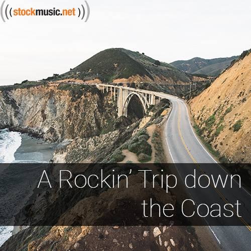 A Rockin' Trip down the Coast
