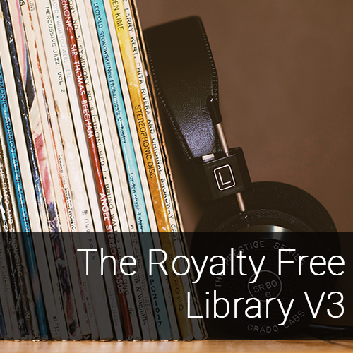 The Edge Royalty Free Library V3