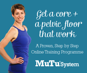 Get a core and pelvic floor that work