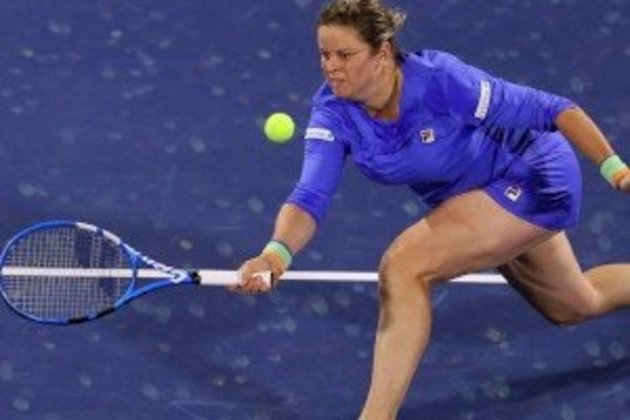 Clijsters determined to press on with comeback
