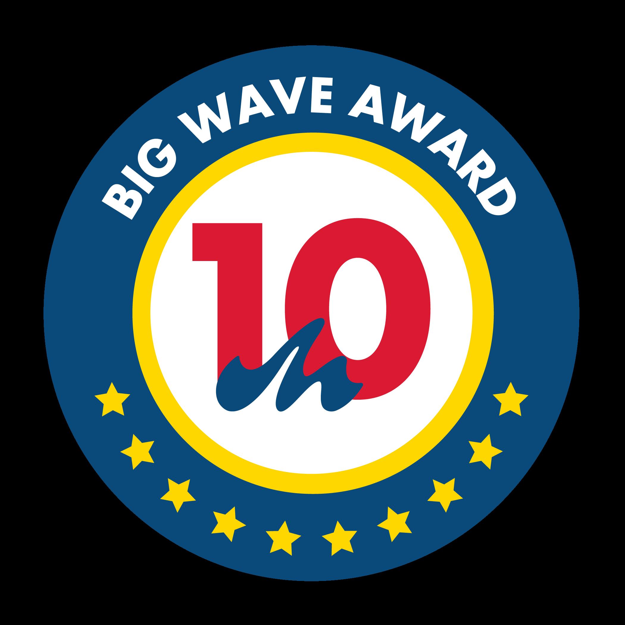 Big Wave 10