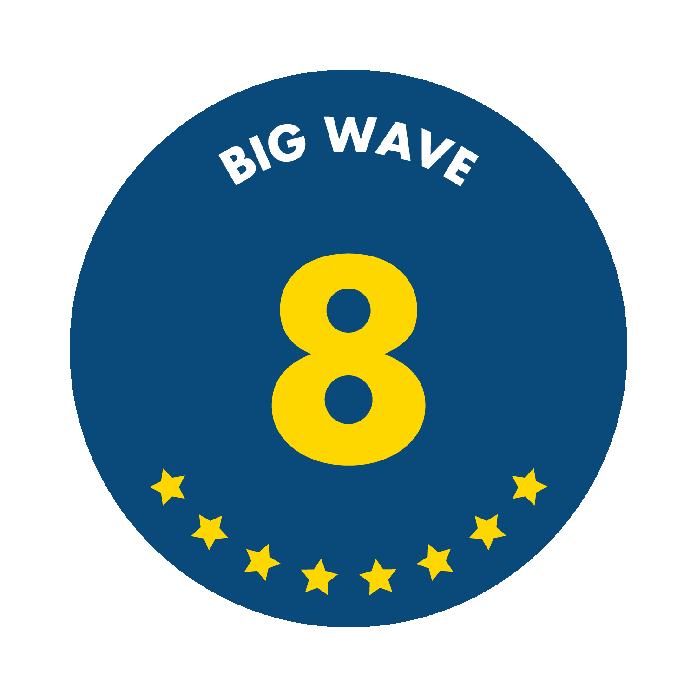 Big Wave 8
