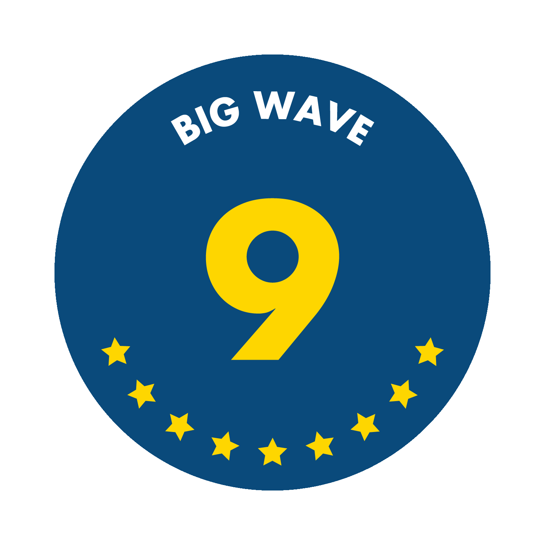Big Wave 9
