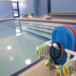warm 90 degrees pool